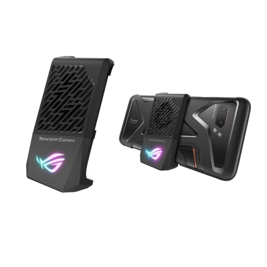 Fan Cooler For Original ASUS ROG Phone 2 ASUS Cooling Fan 2 Rapid Temperature Drop Heat Dissipation ASUS Aero Case Charging Kit