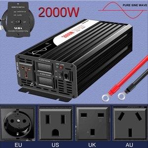 Image 1 - Power Inverter 2000W Pure Sine Wave