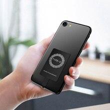 DCAE беспроводной зарядный приемник Универсальный Micro usb type-C Qi Беспроводное зарядное устройство для iPhone samsung Xiaomi Redmi; Huawei Android