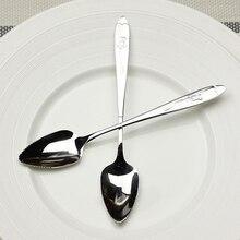 17 см ложка с длинной ручкой ложки из нержавеющей стали кухонные приспособления инструменты для кухни ложка со льдом кофе чайные ложки