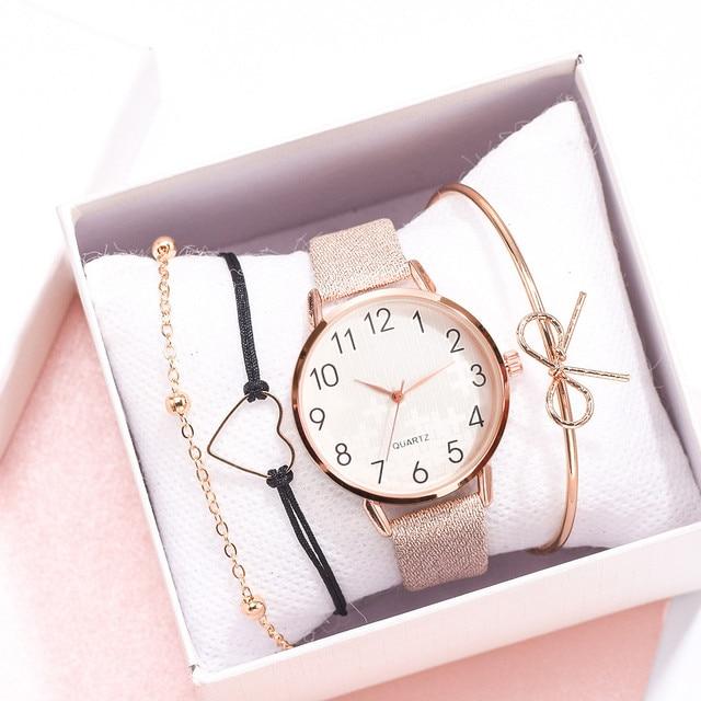 DUOBLA women watches luxury brand ladies watch quartz watch bracelet watch geneva fashion watches casual dress montre femme 2020