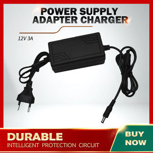 12V 3A Universal AC DC Power Supply Adapter Charger For Jumper EZbook 3 Pro I7s Ultrabook 12V 3A Adapter Charger(China)
