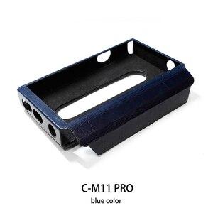 Image 4 - DD C M11 Pro pro için deri kılıf FiiO M11 Pro müzik Plaper mumlu deri