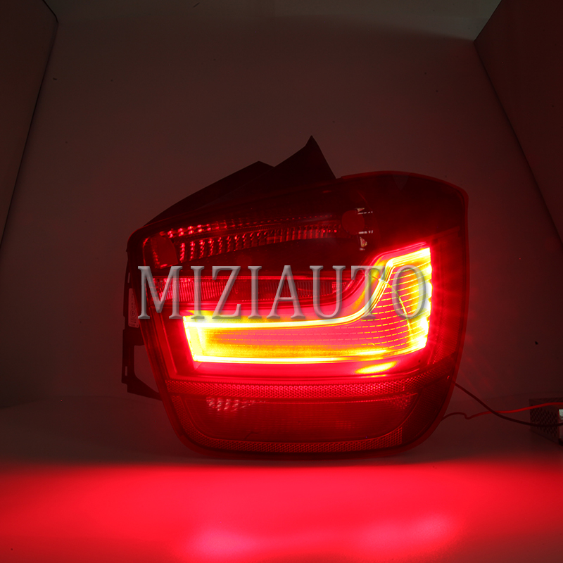 Rear Tail Light For BMW F20 F21 114i 118i 125i M135i 2011 2015 Taillight Tail Stop Fog Lamp Rear Bumper Reflector Brake Light - 6