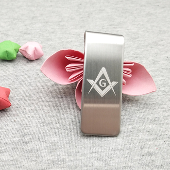 Wholesale clip for money metal material custom with any logo design and art money clip batman 500pcs a lot ship by DHL fashion stripes and color matching design money clip for men
