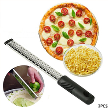 Kitchen-Tools Shredder Cheese Lemon Zester Chocolate-Vegetables Nutmeg Cheese-Graterparmesan