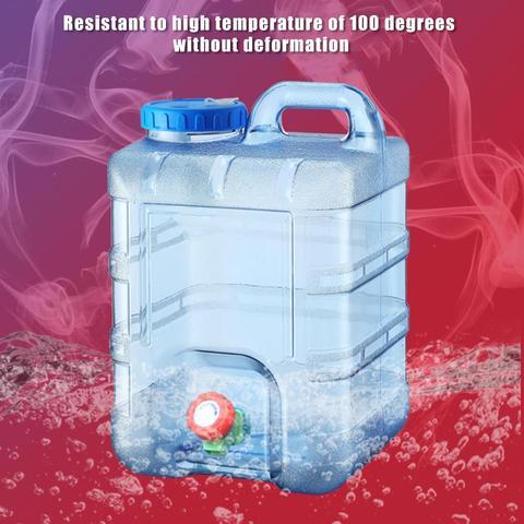 livre grande capacidade balde agua caminhadas
