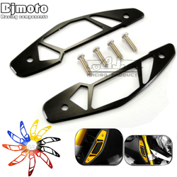 Motorcycle MT FZ 09 Accessories Air Intake Covers screws Grill Guard Protector For Yamaha MT-09 MT09 FZ09 FJ09 2014 2015 2016