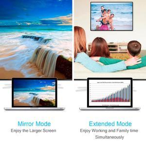 Image 5 - Choetech USB 3.1 Loại C Sang HDMI Cáp Tương Thích Thunderbolt 3 Với 60W PD Cổng Sạc macBook Galaxy S9 Note 8