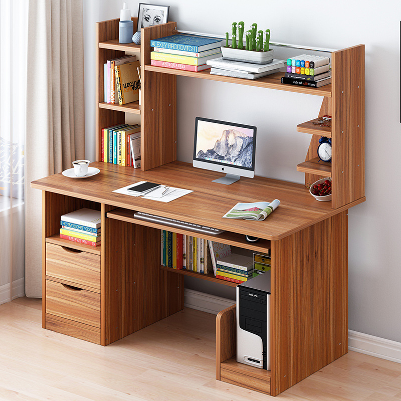 Home Desktop Computer Desk Study Table Office Desk Minimalist Modern Table Bedroom Desk Students