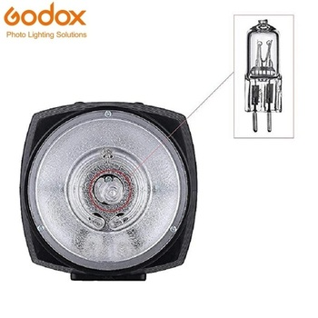 Godox 75W 110V Flash Tube Lamp Bulb for NEEWER 180W 250W C-250 C250 250DI 300W, C-300 Godox K-180A, 250DI, 300Di, 250SDI 300SDI image