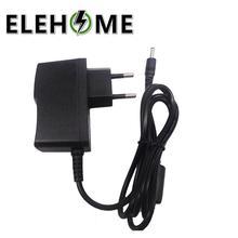 1 шт. адаптер преобразователя переменного тока DC 3 в 1 а зарядное устройство ЕС вилка 5,5 мм x 2,1 мм