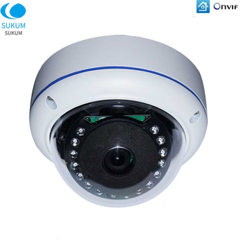 H.265 Security IP Camera 5MP POE 1.7mm Fisheye Lens 180 Degree Xmeye APP ONVIF Dome Indoor CCTV Camera IR Night Vision цена 2017