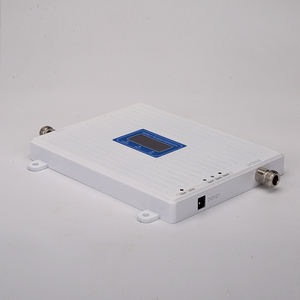 Image 4 - 2G 3G 4G GSM 900mhz DCS 1800mhz WCDMA 2100mhz Triple Band Moblie Signal Booster LTE 1800mhz Repeater Amplifier For Europe Asia