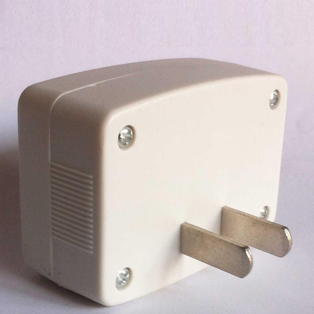1PC LCD ดิจิตอลโวลต์มิเตอร์ Monitor AC 110V 220V AC Panel Euro EU Plug 80 -300V Blue Backlight เครื่องทดสอบแรงดันไฟฟ้า