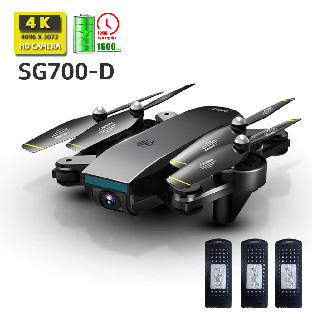 SG700 SG700D quadcopter 4K dron drones with camera hd mini drone rc helicopter toys profissional drohne com camera quadrocopter