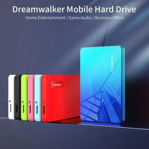 ABS color HDD 2.5 1TB external hard drive 1TB 2TB storage device hard drive for computer portable HD 1 TB USB 3.0