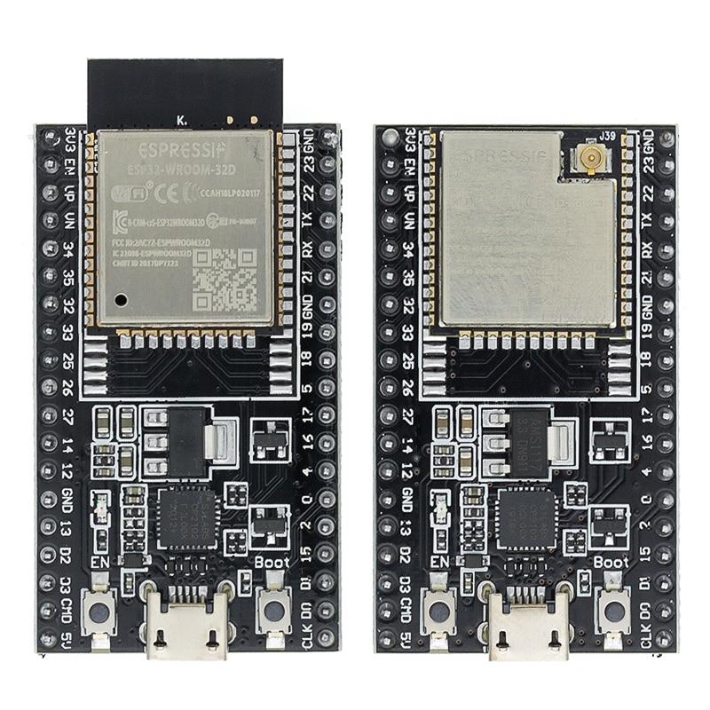 ESP32-DevKitC V4 ESP32 Development Board ESP32-WROOM-32U Core Board
