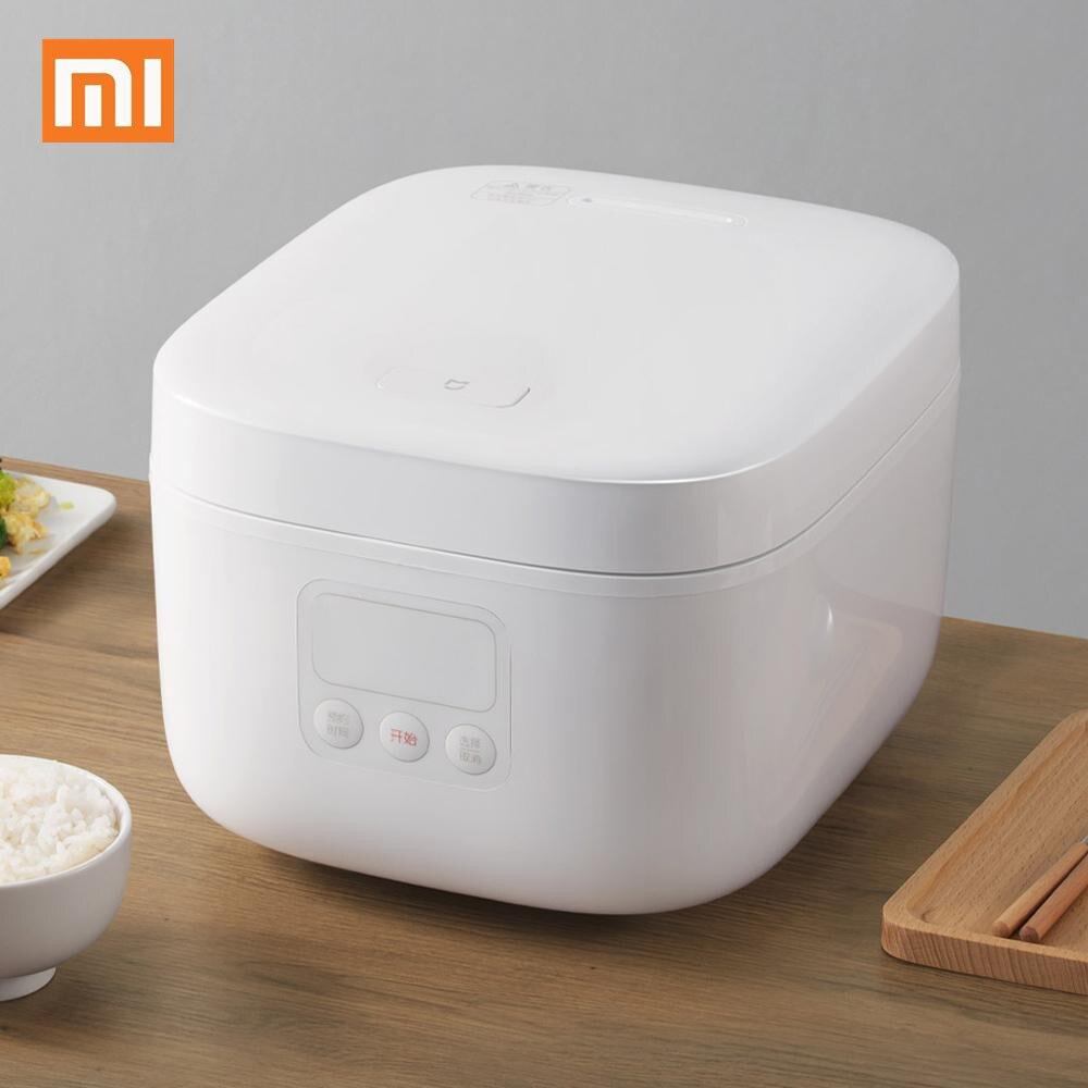 Электрическая рисоварка Xiaomi Mijia, 4 л, 220 В, интеллектуальная автоматическая кухонная плита, бытовая техника для 4-5 человек