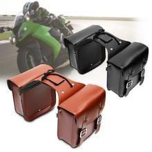 Mofaner Motorcycle SaddleBag Large Capacity Motorbike Side Bags Storage Tool