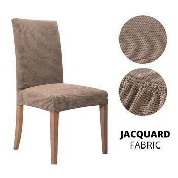 rozciągliwy pokrowiec na krzesło