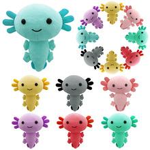 Axolotl pluszowe zabawki Kawaii zwierząt Axolotl pluszaki figurka lalka zabawka Cartoon różowy Axolotl wypchana lalka 20cm prezenty dla dzieci dziewczyny tanie tanio CN (pochodzenie) Tv movie postaci W wieku 0-6m 7-12m 13-24m 25-36m 4-6y 7-12y Genius Lalka pluszowa nano Miękkie i pluszowe
