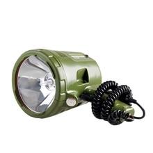220w морской прожектор, 160W HID 12v 100W ксеноновая лампа, 35 Вт/55 Вт/65 Вт/75 Вт портативный прожектор для автомобиля, охоты, кемпинга, с изображением лодки