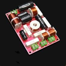 1pcs HI FI 3 way frequency divider crossover tweeter/Midrange/woofer 200W 4 8 ohm HY 37PA Kasun speaker KTV Stage Speaker MKP