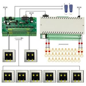 Image 5 - H32LW kincony無線lanインテリジェントタイマースイッチスマートホームキットオートメーションモジュールコントローラSystem10A plcリレーdomoticaオガルカサ