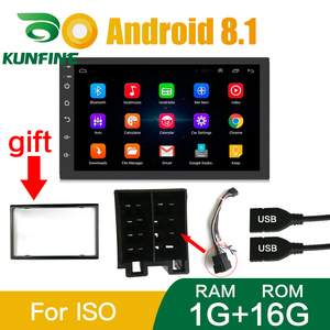 Image 2 - 2 Din 2.5D Screen Android 10.0 Car radio Multimedia Video Player Universal Stereo GPS MAP For Volkswagen Nissan Hyundai  Toyoto