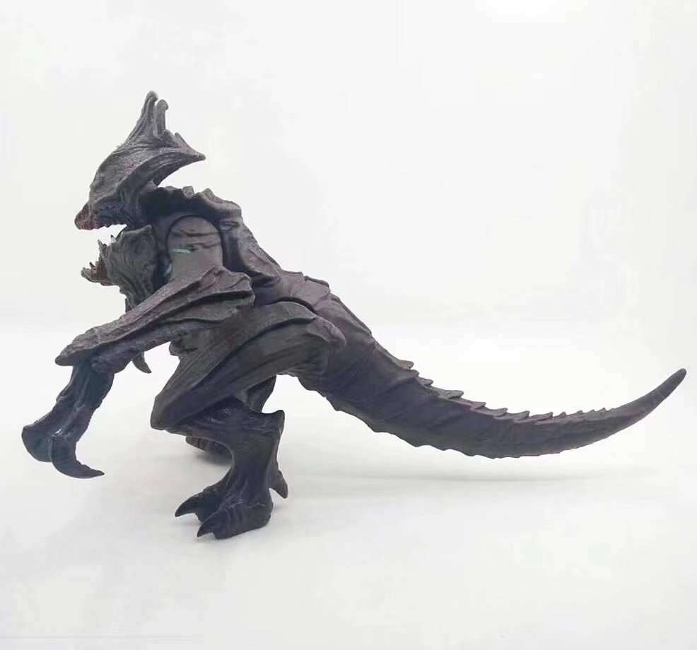 CapitaMall Anime Model Pacific Rim 2 Thunder Renewed Raijin Monster Boxed Garage Kit Decoration Toy