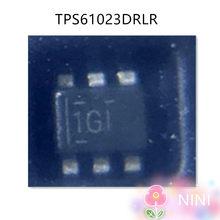 TPS61023DRLR TPS61023DRLT TPS61023 1GI GII SOT563-6 100% Original Novo