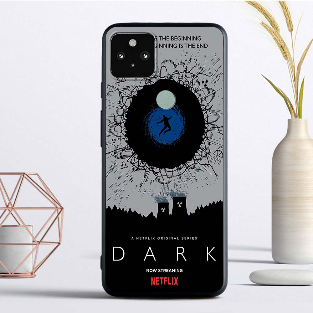 Watch Netflix Phone Case For Google Pixel 4 XL 4A 4G 4A 5G Funda Pixel 5 Soft TPU Phone Cover Luxury Coque Capa Shell Bag Fundas