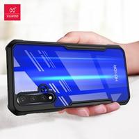 XUNDD-funda Huawei Nova 5T, funda a prueba de golpes para Huawei Nova 5T, funda transparente para teléfono móvil, ligera, a la moda, Airbag