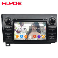 Klyde 4G WIFI Android 9.0 Octa Core 4GB RAM 64GB ROM DSP BT Car DVD Multimedia Player Radio For Toyota Sequoia Tundra 2007 2015