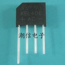 10cps KBL406 4A 600V