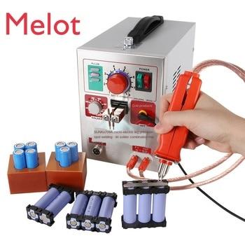 Handheld Lithium Battery Assembly Small Power Spot-Welder 18650 Welding Machine Miliaukee kit tool hot sale