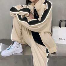 Модная новинка Осень корейский стиль колледж Стиль Свободный