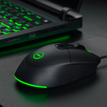 Original Xiaomi MIIIW 700G RGB Colorful light effect 1000HZ Speed Wired Gaming Mouse 6 Buttons 7200DPI Ergonomic Gamer PC Mouse 2