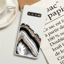 Phone Case For Samsung Galaxy A40 A50 A70 A51 A71 A31 A41 M31 S10 S20 S8 S9 Ultra Note 9 10 Lite Plus Crystal Marble Cover Cases