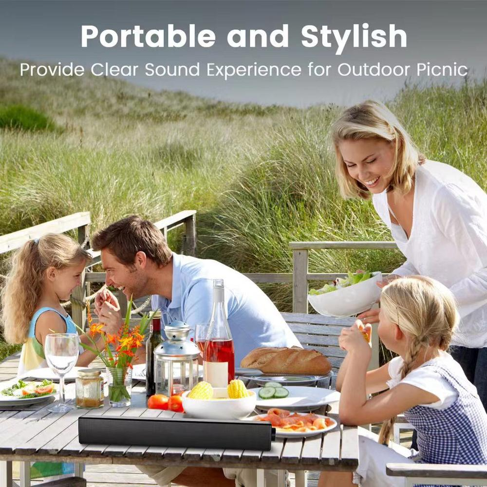Closeout DealsBluetooth Speaker Sound-Box Computer Music-Surround Stereo Phone for Outdoor