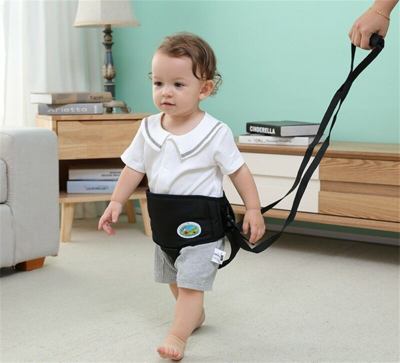 Baby Toddler Learn Walking Belt Harnesses Protable Training Walker Leashes Wing Helper Assistant Safety Reins Harness