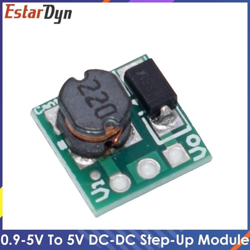 HW-626 0,9-5 В до 5 В пост DC-DC повышающий Мощность модуль Напряжение повышающий преобразователь постоянного тока с доска 1,5 V 1,8 V 2,5 V 3В 3,3 V 3,7 V 4,2 V 5V