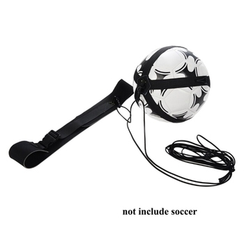 Children Soccer Training Sport Assistance Adjustable Football Trainer Soccer Ball Practice Belt Training Equipment Football Kick soccer training sports assistance adjustable football trainer soccer ball practice belt training equipment kick new apr20