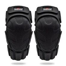 Esportes protetor de joelho almofadas de esqui mtb snowboard protetor de joelho suporte ciclismo bicicleta guarda