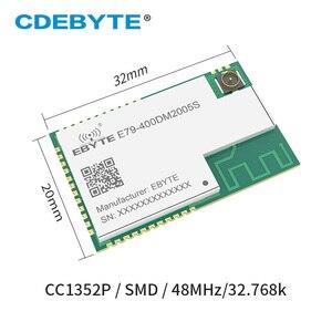 Image 3 - E79 400DM2005S CC1352P SUB 1GHz 2.4GHz SMD IoT 송수신기 20dBm 5dBm IPEX 무선 모듈