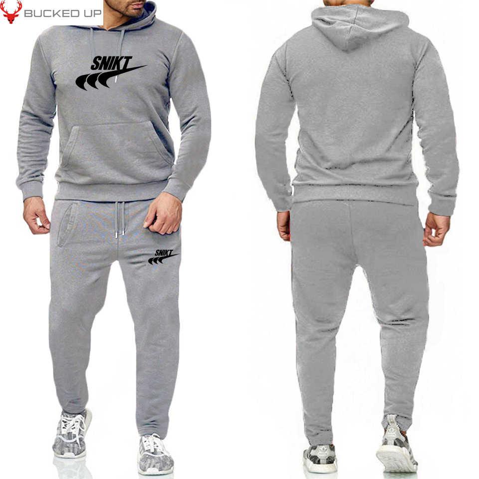Liverpool UK Mens Tracksuit Set Hoodies Bottoms Football Kits Gym Sportwear 2pcs