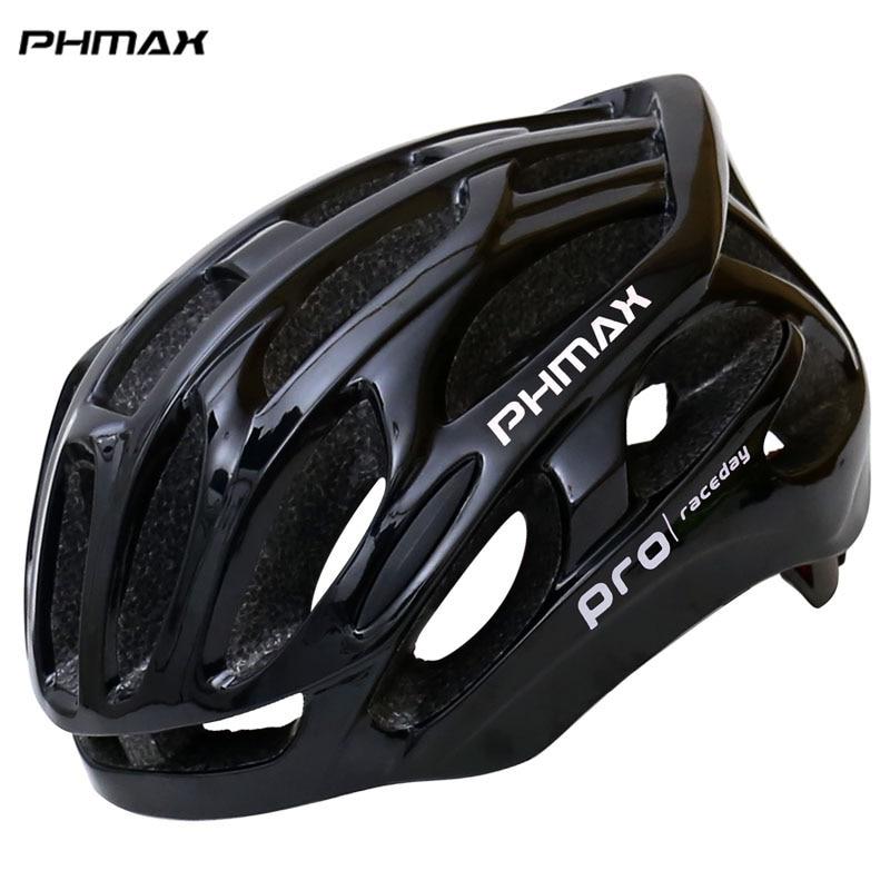 PHMAX Men Cycling Helmet Ultralight Bicycle Helmet In-mold MTB Bike Helmet Casco Ciclismo Road Mountain Bicycle Helmet