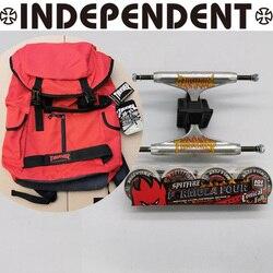 136 millimetri 149 millimetri indipendente camion di skateboard thrasher borsa di skateboard spitfire ruote di buona qualità di skateboard piatto