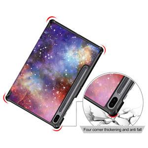 Ultra Slim Case für Samsung Galaxy Tab S6 SM-T860 SM-T865 10,5 Tablet Abdeckung für Samsung Tab S6 Fall + Stylus stift Film